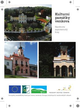 Dolní Krupá - Kulturní památky venkova