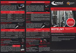 """Katalog list """"KOTELNY"""""""