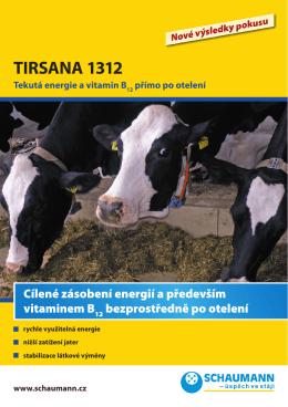 Tirsana 1312, 2-2012 - SCHAUMANN ČR s.r.o.