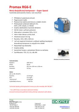 Promax RG6-E