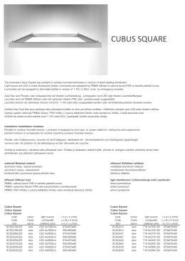 CUBUS SQUARE