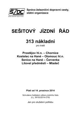 313 N