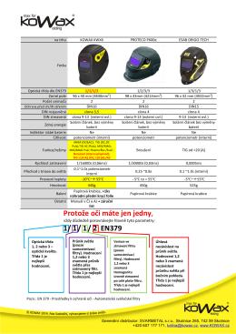 Samostmívací kukla KOWAX KWX6
