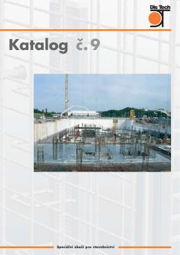 Katalog č.9 - distech.cz