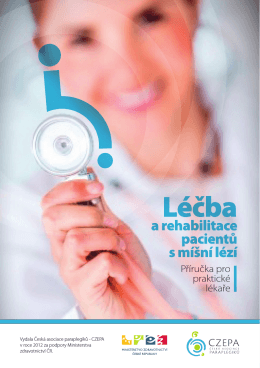 Vydala Česká asociace paraplegiků - CZEPA v roce