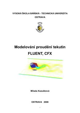 Kozubková, M. - Katedra hydromechaniky a hydraulických zařízení