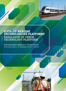 Katalog TP / Catalogue CZTP.pdf - Interoperabilita železniční