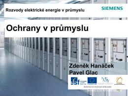 ochrany pro energetiku a průmyslové aplikace