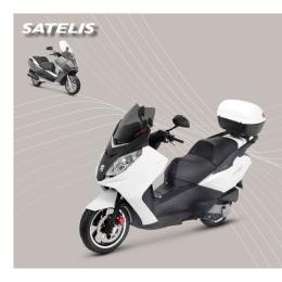 SATELIS - Peugeot Scooters