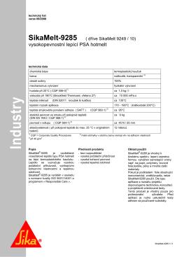 SikaMelt-9285