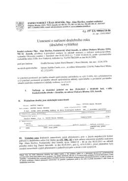 Exekutorský úřad Jeseník