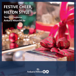 Festive Season Catalogue 2015-2016