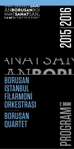 BİFOKARTile - Borusan Kültür Sanat