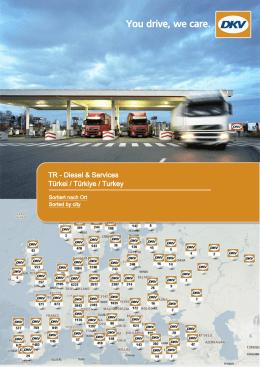 1060 stations, PDF, 3 MB - DKV EURO SERVICE GmbH + Co. KG