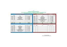 2015-2016 I. Dönem - Mimarlık ve Şehir Planlama Bölümü Final