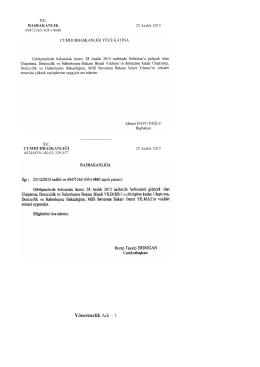 Ulaştırma, Denizcilik ve Haberleşme Bakanlığına