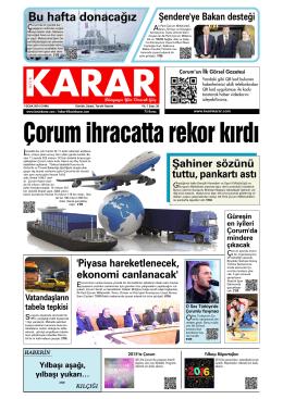 1 Ocak 2016.qxd - Kesin Karar Gazetesi