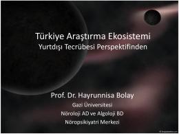 (MD), Hacettepe Üniversitesi