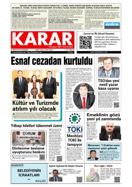 30 Aralık 2015.qxd - Kesin Karar Gazetesi