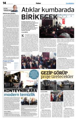 modern temizlik - Gazete Kadıköy