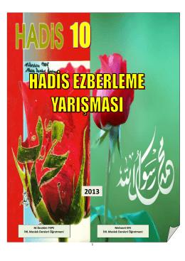 Mehmet EFE İHL Meslek Dersleri Öğretmeni M.İbrahim TEPE