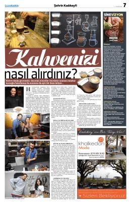 SİNEVİZYON - Gazete Kadıköy