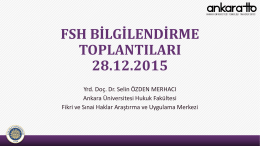 patent - Ankara TTO