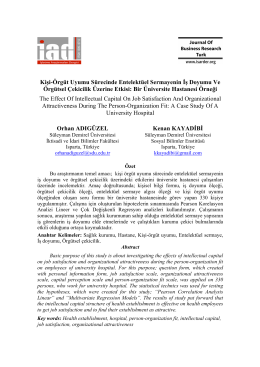 Full Text - Journal of Business Research – Turk
