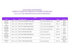 hacettepe üniversitesi edebiyat fakültesi türk dili ve edebiyatı