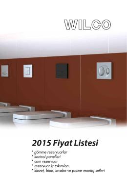 wilco 2014 fiyat listesi dusuk