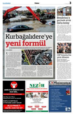 Beşiktaş`a - Gazete Kadıköy