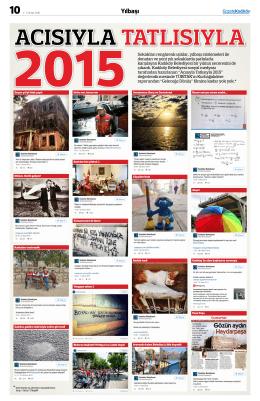 Yılbaşı - Gazete Kadıköy