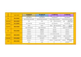 kelebek sınavları - Habibler Anadolu Lisesi