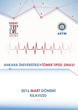 2016 mart dönemi kılavuzu - Sınav Yönetim Merkezi