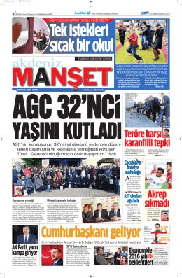 Teröre karşı karanfilli tepki - Antalya Haber - Haberler