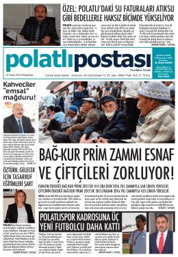 14.01.2016 tarihli e-Gazete