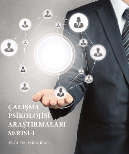 ASKIN KESER.indd - Endüstri İlişkileri ve İnsan Kaynakları Dergisi