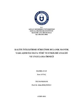 Göster/Aç - DSpace@Adu - Adnan Menderes Üniversitesi