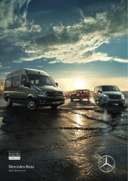 Sprinter, Vito, Viano, Citan Periyodik Bakım - Mercedes-Benz