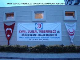Slayt 1 - Türkiye Ulusal Verem Savaşı Dernekleri Federasyonu