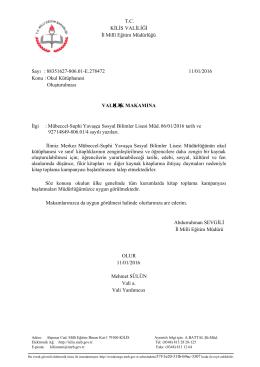 Java Printing - Kilis Milli Eğitim Müdürlüğü