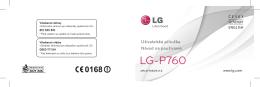 LG-P760 - VASMOBIL.SK