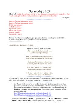 Spravodaj c 103 - szcpv