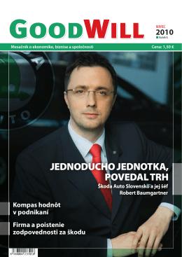 JEDNODUCHO JEDNOtKA, POVEDAL tRH