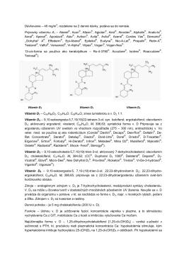 Dávkovanie – 45 mg/m2, rozdelene na 2 denné