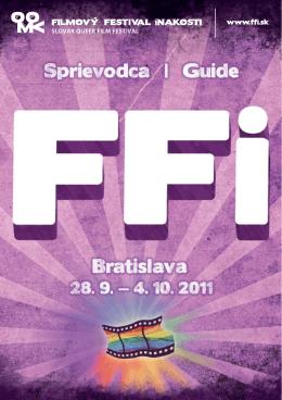 2011 - Filmový festival inakosti