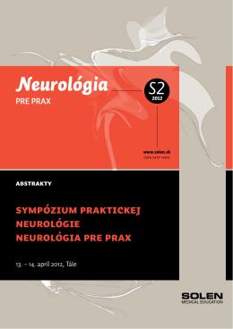 Neurológia PRE PRAX