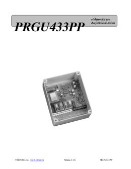 PRGU433PP