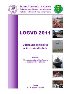 LogVD-2011 - Fakulta bezpečnostného inžinierstva