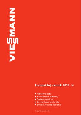 Viessmann cenník 2014 PDF - TZB